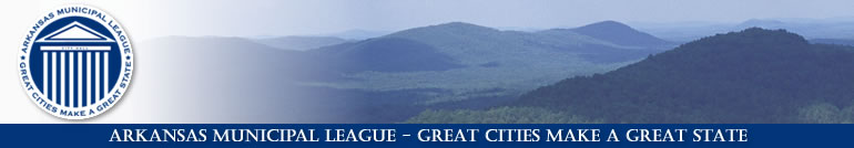 Arkansas Municipal League - Great Cities Make A Great State